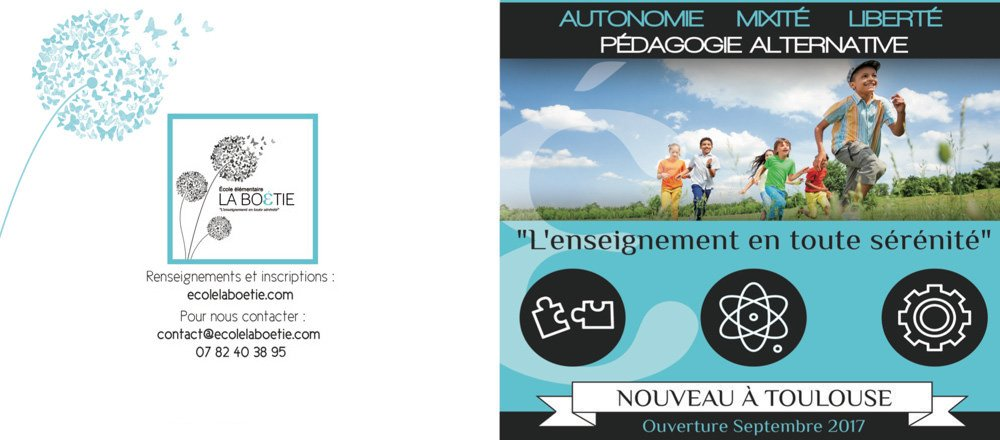 OUR FLYERS - (French)